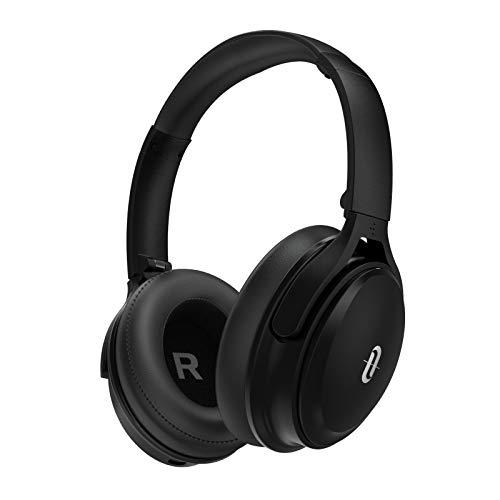 TaoTronics Active Noise Cancelling Headphones Bluetooth Headphones Over Ear Headphones, Wireless Headphones...