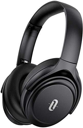 Active Noise Cancelling Headphones, TaoTronics Bluetooth Headphones [2020 Version] Over Ear Wireless...