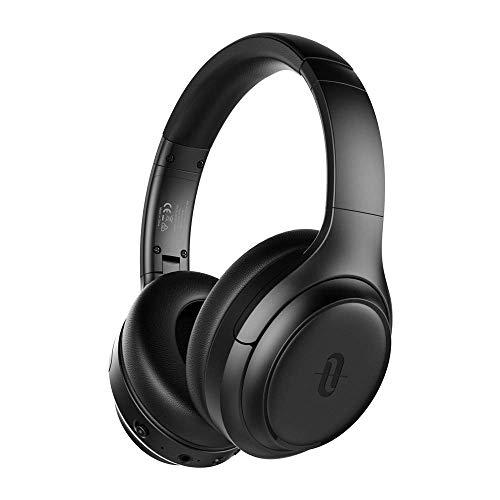 TaoTronics Active Noise Cancelling Headphones [Upgraded] Bluetooth Headphones SoundSurge 60 Over Ear...