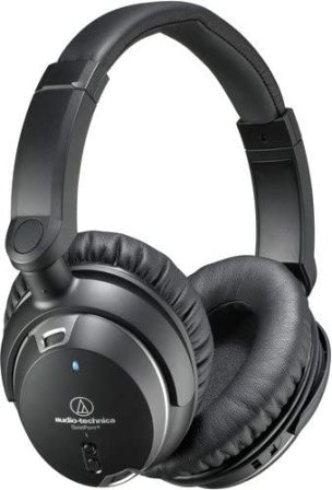 Audio Technica ATH ANC9 QuietPoint