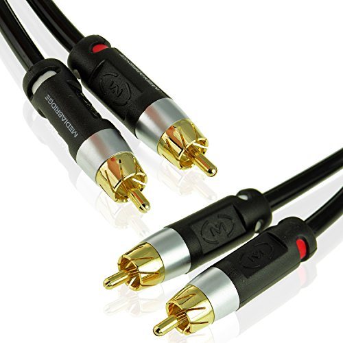 Types of RCA Cables,rca to headphone jack,rca to 3.5mm adapter, Aumoz | BEST Audio Components 2020