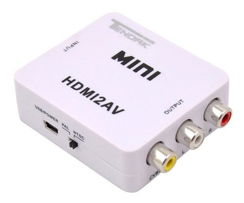 Best HDMI to RCA Converters Adapters in 2020