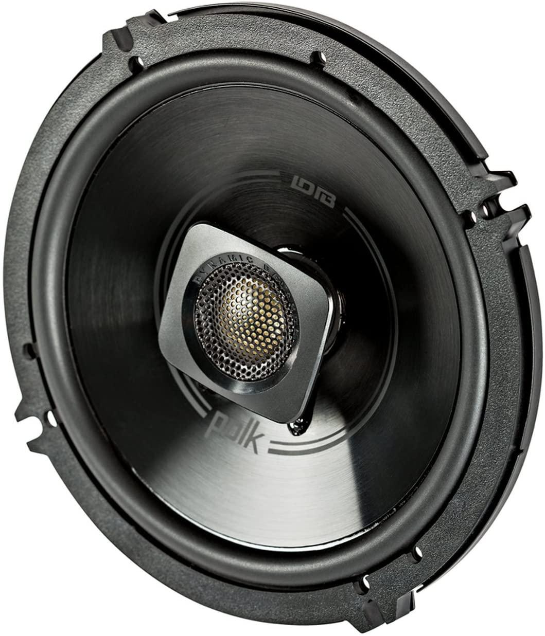 Polk DB652 UltraMarine Dynamic Balance Coaxial Speakers Car Speakers Review