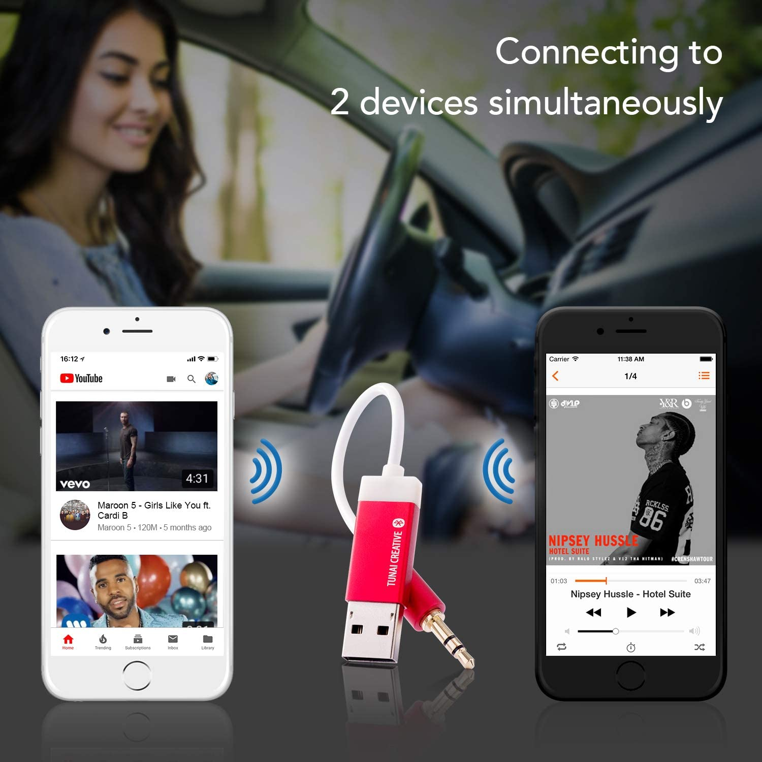 Bluetooth Aux Adapter in 2020 | For Streaming Music,Bluetooth Aux Adapter,Top 19 Bluetooth Aux Adapter in 2020 | For Streaming Music, Aumoz | BEST Audio Components 2020