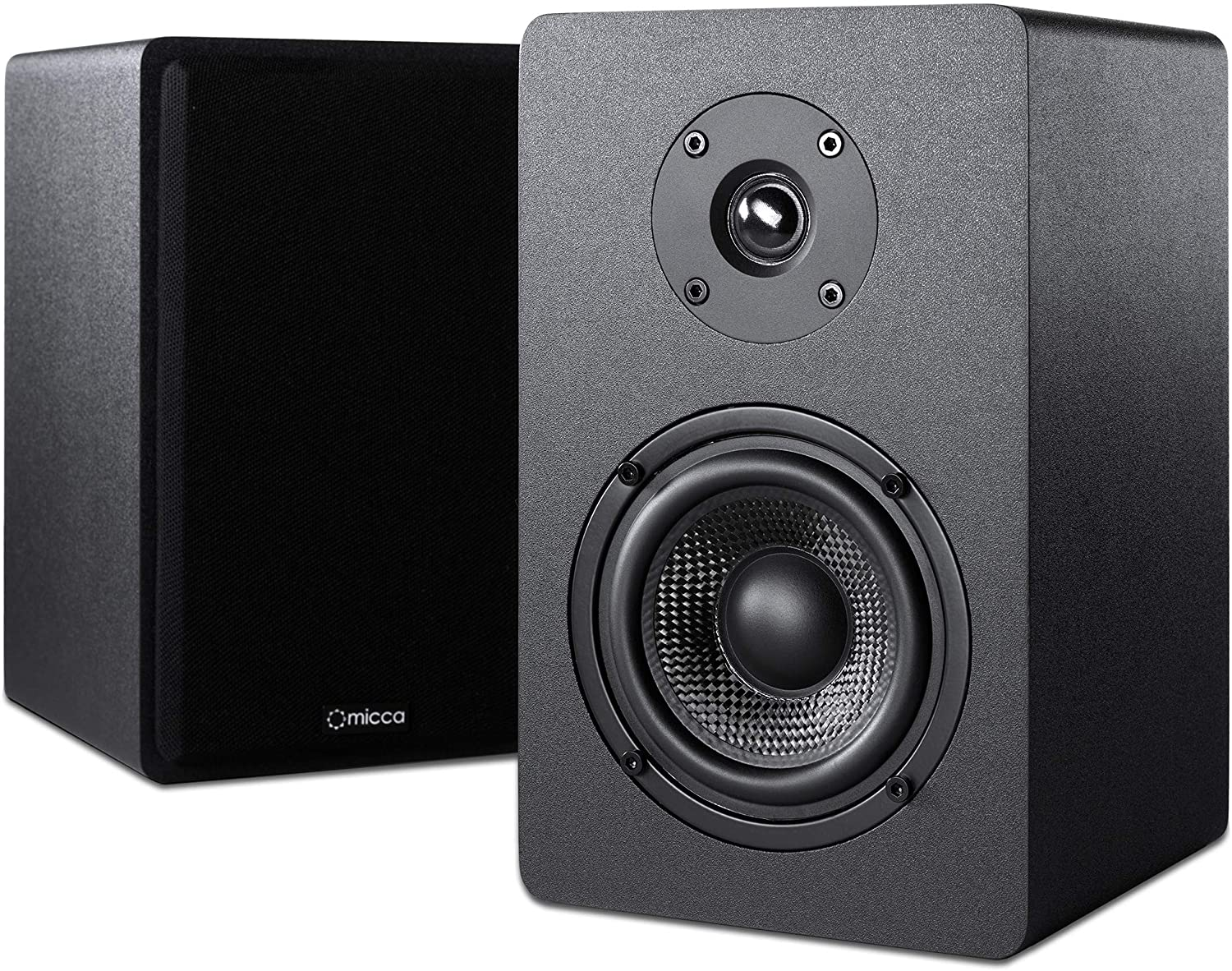 Full Micca PB42X Powered Bookshelf Speaker Review | 2020,Micca PB42X Powered Bookshelf Speaker,Micca PB42X, Aumoz | BEST Audio Components 2020