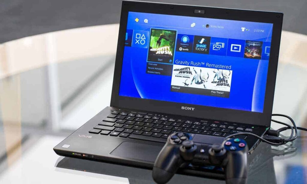 How to Connect PS4 to Laptop with HDMI | Best Guide 2020, Aumoz | BEST Audio Components 2020
