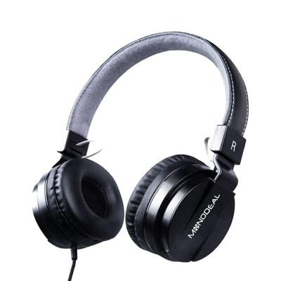 Monodeal Lightweight Wired Headset
