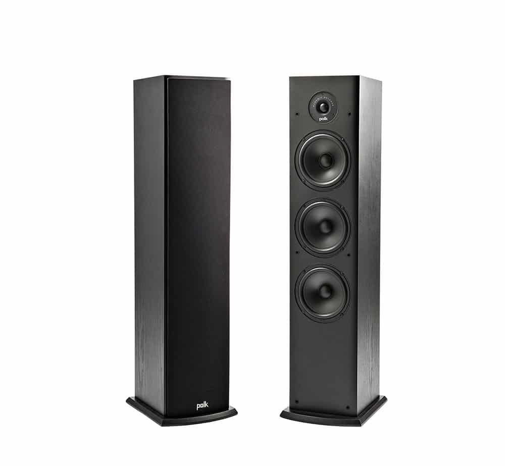 polk t50 reviews