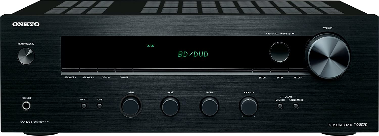 Top 10 Stereo Receivers for Music in 2020 – Guide & Reviews