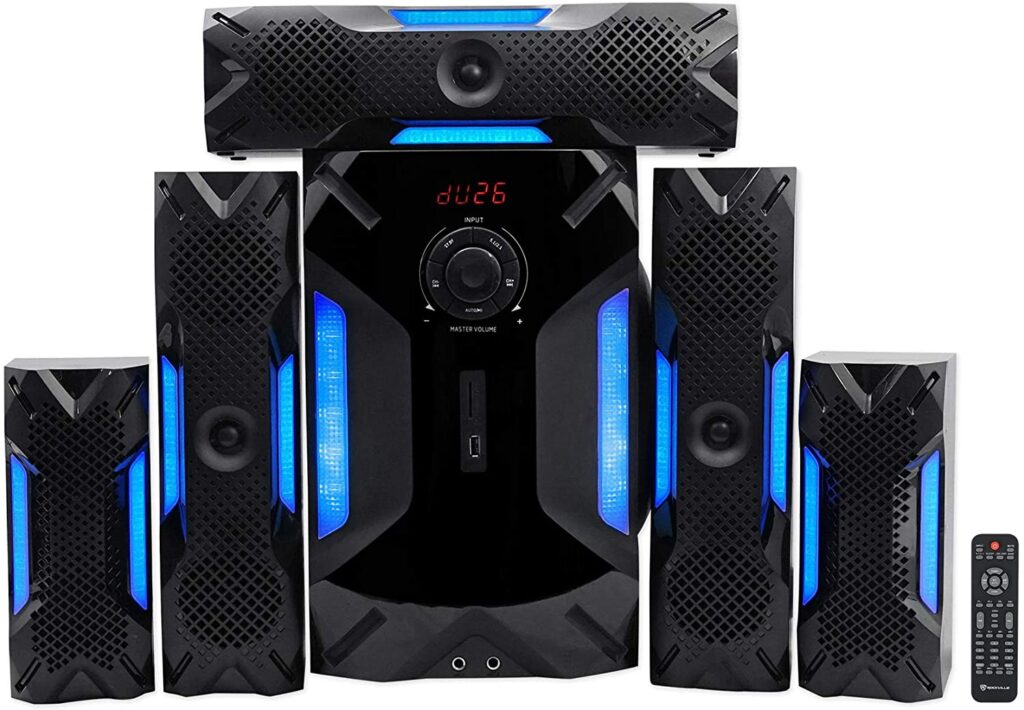 The Best Home Theater Systems, Aumoz | BEST Audio Components 2020
