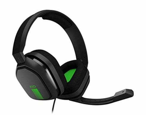 Best Gaming Headset Under 100 - ASTRO Gaming A10 Gaming Headset