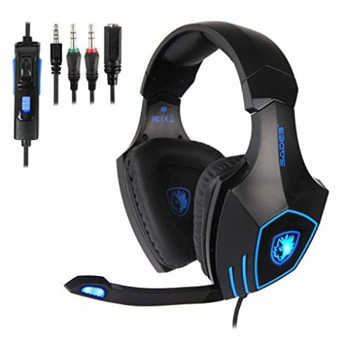 SADES SA819 Gaming Headset