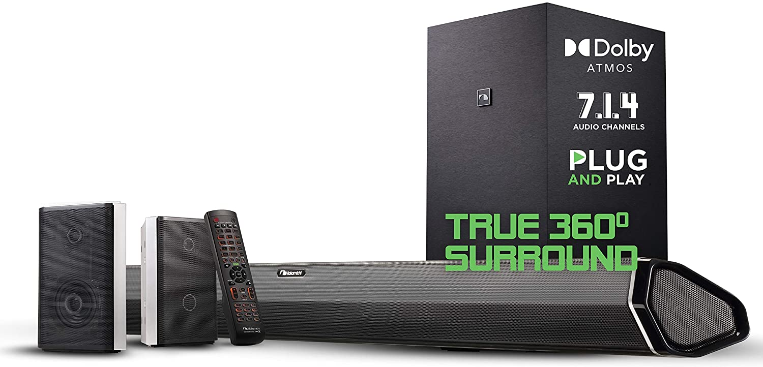 Top Sound bar for gaming