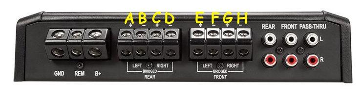 How to Bridge an Amplifier