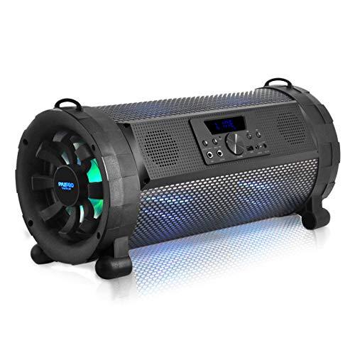Pyle PBMSPG190 Bluetooth Boombox Street Blaster Stereo Speaker
