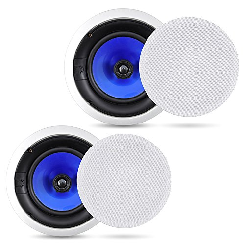 Pyle PIC8E 8 Inch 300W Ceiling / Wall Mount Speakers