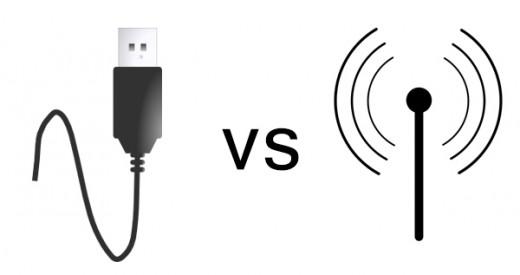 Wireless VS Wired